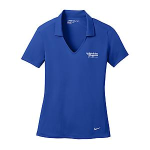 Nike Ladies Dri-Fit Mesh Polo