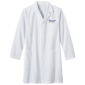 "Men's 38"" Long Labcoat"